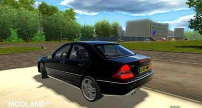 Mercedes-Benz C32 AMG [1.2.2]